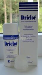 Driclor - Лечение гипергидроза