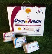 Коробка прокладок женских гигиенических Озон&Анион